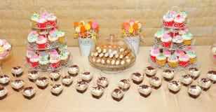 Bonbons à Candybar Photographie stock