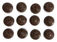 bonbons à chocolat Image libre de droits