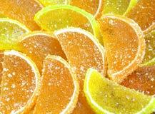 Bonbons à citron Images libres de droits