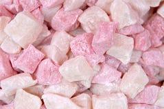 Bonbons à coton Image stock