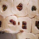 Bonbons à coton Photographie stock