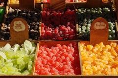 Bonbons à fruit Photographie stock