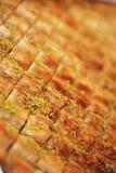 Bonbons à gâteau de baklava Image libre de droits