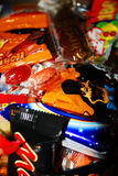 Bonbons à Halloween Images libres de droits