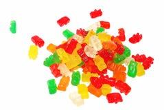 Bonbons à ours. Image libre de droits