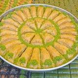 Bonbons à plaisir turc Photos stock