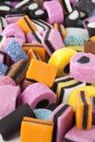 Bonbons à réglisse Image stock