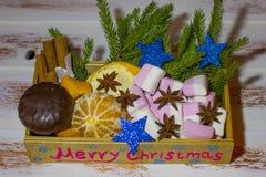 Bonbons à vacances photos stock