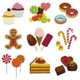 Bonbons Images libres de droits