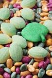 Bonbons. stockfotografie