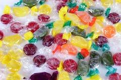 Bonbons acidulés Image stock