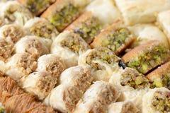 Bonbons arabes Photos libres de droits