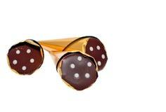 Bonbons au chocolat photographie stock
