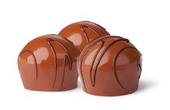 Bonbons au chocolat Photo stock