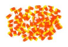 Bonbons au maïs à Halloween photo stock