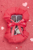Bonbons boxas in Royaltyfri Bild