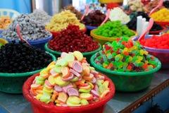 Bonbons colorés Photos stock