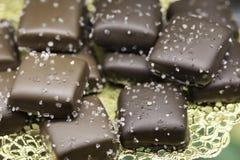 Bonbons de chocolat Photos stock