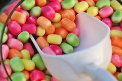 Bonbons für Verkauf Stockbilder