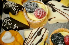 Bonbons italiens image stock