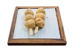 Bonbons japonais traditionnels Images stock