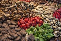 Bonbons in Marokko Stockfotografie