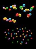 Bonbons mous Photos libres de droits