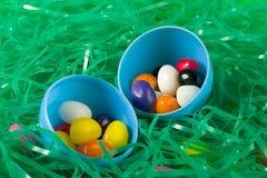 Bonbons mous en oeuf Images stock