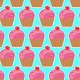 Bonbons sans couture frais à modèle Photo stock