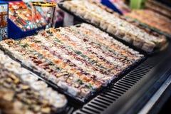 Bonbons turcs Photos libres de droits