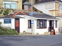 Bonchurch-Tonwaren, Insel von Wight. Stockfotografie