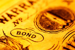 Bond Stock Photography