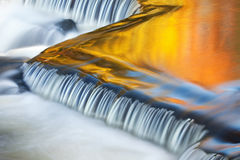 Bond Falls Cascade Stock Images