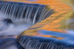 Bond Falls Cascade Stock Photo