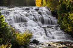 Bond Falls Cascade Royalty Free Stock Photography