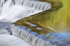 Bond Falls Cascade Royalty Free Stock Photos