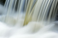 Bond Falls Cascade Royalty Free Stock Photos
