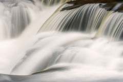 Bond Falls Cascade Royalty Free Stock Images