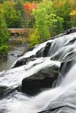 Bond Falls Michigan Stock Photography