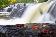 Bond Falls Michigan Royalty Free Stock Images