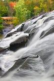 Bond Falls Scenic Area Michigan Stock Images