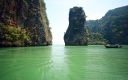 Bond island Royalty Free Stock Photos
