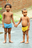 Bond of love. Between brother and sister Stock Images