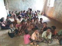 BONDA  children Stock Image