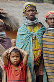 Bonda  Tribe Stock Image