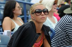 Bondarenko Alona at Rogers Cup 2009 (11) Stock Images