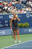 Bondarenko Kate at Rogers Cup 2009 (2) Stock Image
