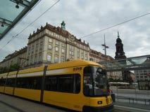 Bonde de Dresden Imagens de Stock