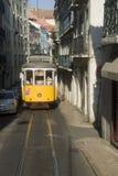 Bonde de Lisboa imagem de stock royalty free