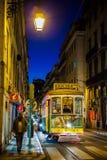 Bonde de Lisboa Imagem de Stock